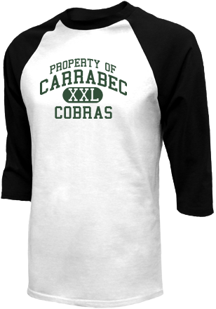 Men's Cobras  Raglan Shirts