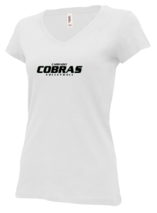Junior Girls Carrabec High School Cobras Shirts