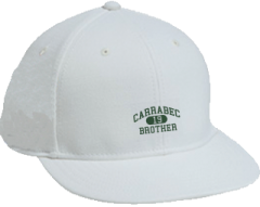 Carrabec High School Cobras Embroidered Flat Bill Caps