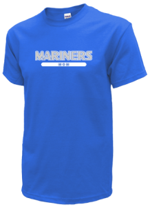 Women's Deer Isle-stonington High School Mariners  T-Shirts