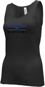 Junior Girls Deer Isle-stonington High School Mariners  Tank Tops