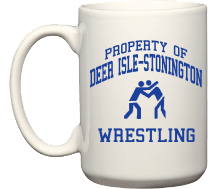 Deer Isle-stonington High School Mariners Mugs & Bottles