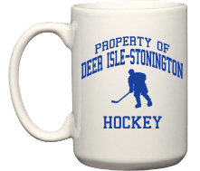 Men's Deer Isle-stonington High School Mariners Coffee Mugs (15oz)