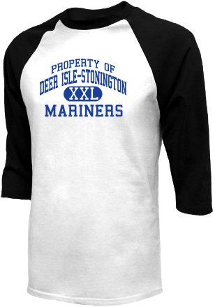 Men's Mariners  Raglan Shirts