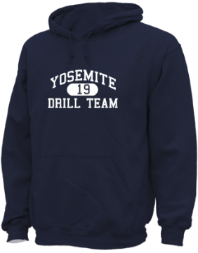 Men's Yosemite High School  Apparel
