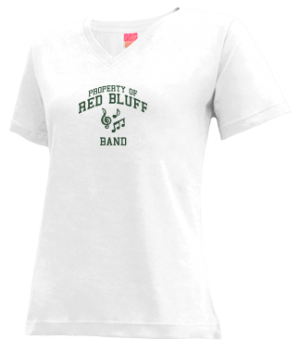 Women's Red Bluff High School Spartans Apparel