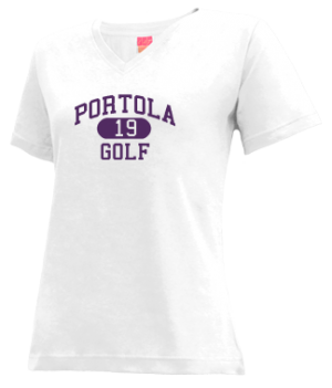 Women's Portola High School Tigers Apparel