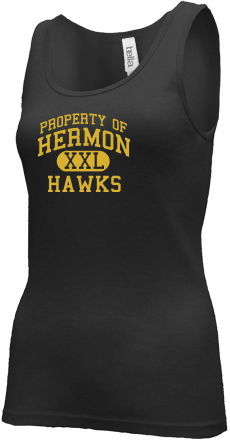 Junior Girls Hawks  Tank Tops