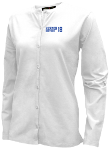 Women's Hermon High School Hawks Dress Shirts