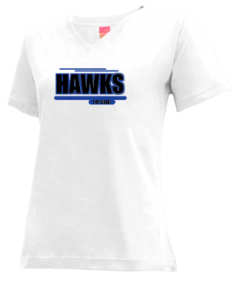 Women's Hermon High School Hawks Shirts