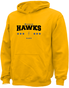 Kids Hermon High School Hawks Sweaters