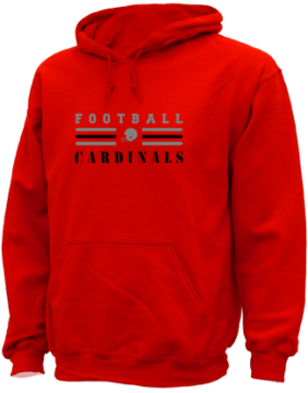 Men's East Chicago Central High School Cardinals Apparel
