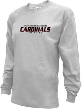 Kids East Chicago Central High School Cardinals Apparel