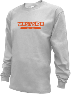 Kids West Side High School Cougars Apparel