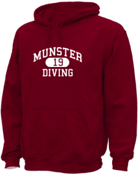 Men's Munster High School Mustangs Apparel