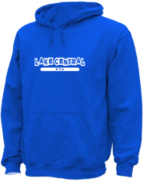 Men's Lake Central High School Indians Apparel