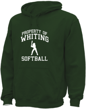Men's Whiting High School Oilers Apparel