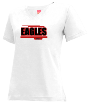 Women's Messalonskee High School Eagles Apparel