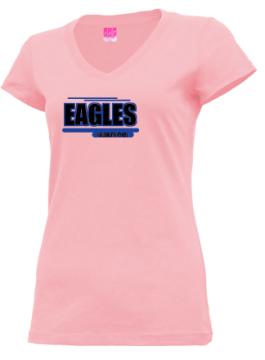 Junior Girls Messalonskee High School Eagles Apparel