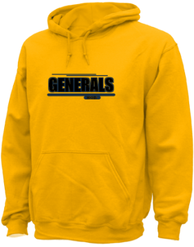 Men's Shafter High School Generals Apparel