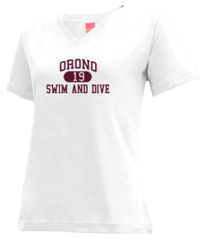 Women's Orono High School Riots Apparel