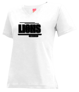 Women's Loogootee High School Lions Apparel
