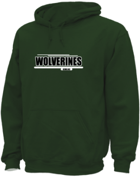 Men's Schenck High School Wolverines Apparel