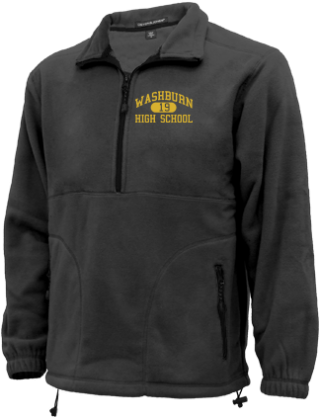 Men's Beavers Embroidered Fleece Jackets