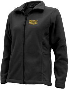 Women's Washburn High School Beavers Embroidered Fleece Jackets
