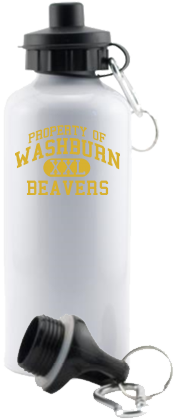 Women's Beavers Aluminum Water Bottles