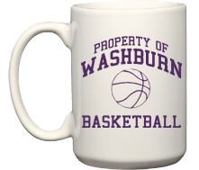 Washburn High School Beavers Mugs & Bottles