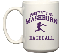 Men's Washburn High School Beavers Mugs & Bottles