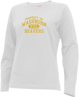 Women's Beavers Long Sleeve T-shirts