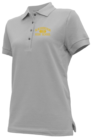 Women's Beavers Embroidered Polo Shirts