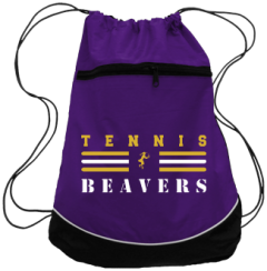 Washburn High School Beavers Drawstring Back Packs