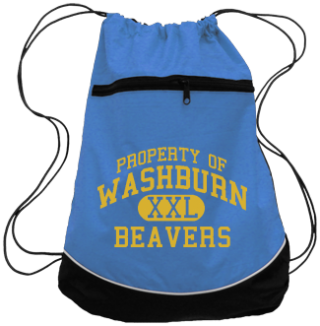 Beavers Drawstring Back Packs