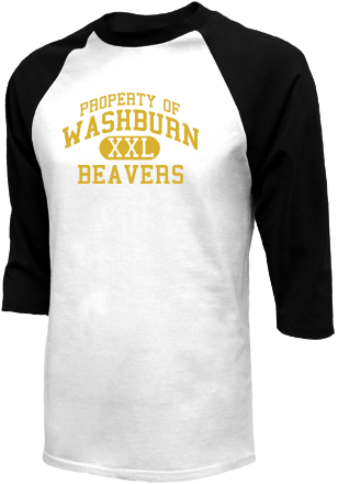 Men's Beavers  Raglan Shirts