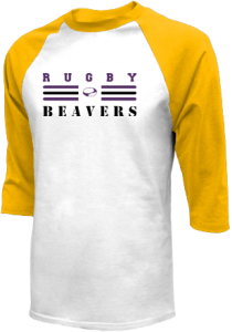 Men's Washburn High School Beavers  Raglan Shirts