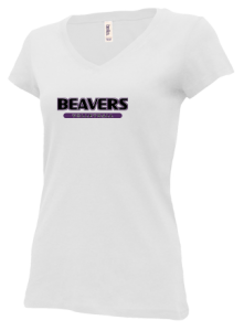 Junior Girls Washburn High School Beavers Shirts