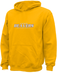 Kids Washburn High School Beavers  Hooded Sweatshirts