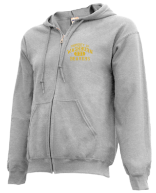 Men's Beavers  Zip-up Hoodies