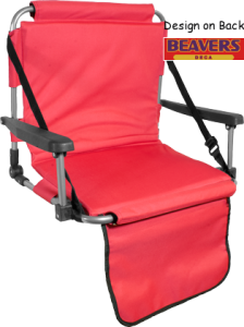 Women's Washburn High School Beavers  Structured Stadium Seats