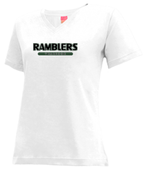 Women's Winthrop High School Ramblers Apparel