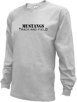 Kids Kouts High School Mustangs Apparel