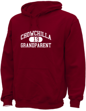 Men's Chowchilla High School Redskins Apparel