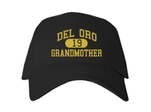 Del Oro High School Golden Eagles Apparel