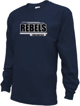 Kids Quartz Hill High School Rebels Apparel