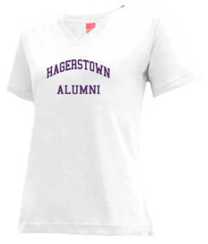 Women's Hagerstown High School Tigers Apparel