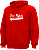Men's Coon Rapids High School Cardinals Apparel
