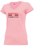 Junior Girls Coon Rapids High School Cardinals Apparel